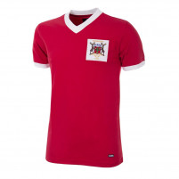 Nottingham Forest 1959 Cup Final Short Sleeve Retro Shirt