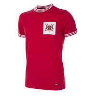Nottingham Forest 1966-1967 Away Short Sleeve Retro Shirt