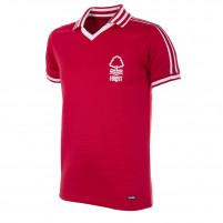 Nottingham Forest 1976-1977 Short Sleeve Retro Shirt