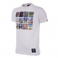 Panini Heritage FIFA World Cup™ Collage T-Shirt - Weiß - COPA - 11FREUNDE SHOP