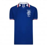 Glasgow Rangers Trikot 1981 - Score Draw Retro Trikot - 11FREUNDE SHOP - Fußball Fan Artikel