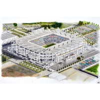 Stadia Art: Borussia Park