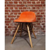 dein stadichair - originale schale (orange)