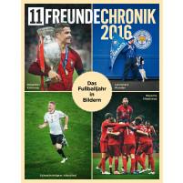 11FREUNDE Chronik 2016