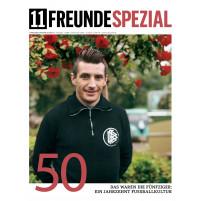11FREUNDE SPEZIAL - Die 50er Jahre