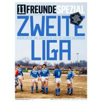 11FREUNDE SPEZIAL - Die zweite Liga
