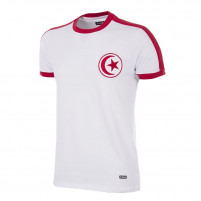 Tunisia 1970´s Short Sleeve Retro Football Shirt