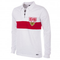 VfB Stuttgart 1958 - 59 Long Sleeve Retro Football Shirt