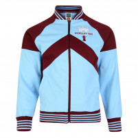 West Ham United - Score Draw Retro Trainingsjacke 1980 - 11FREUNDE SHOP - Fußball Fan Artikel