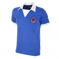 Yugoslavia 1980's Short Sleeve Retro Football Shirt