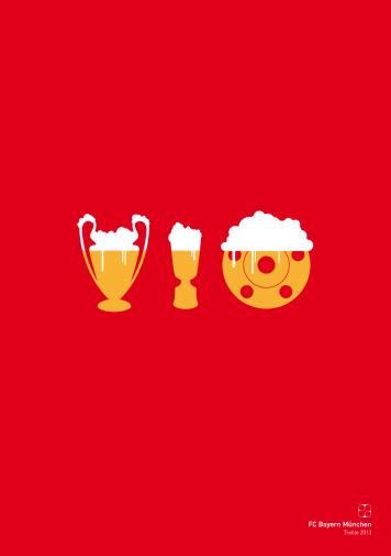Bayern Triple 2013