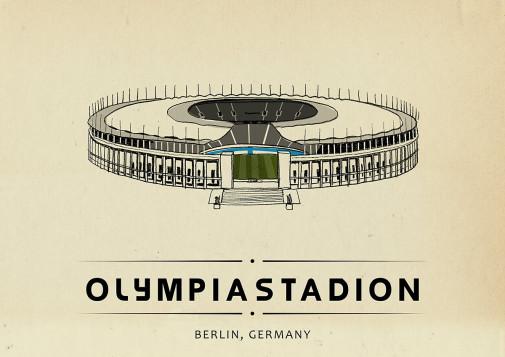 World Of Stadiums: Olympiastadion