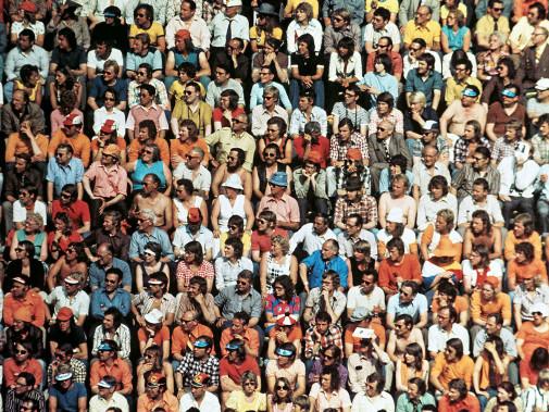 Zuschauer 1974