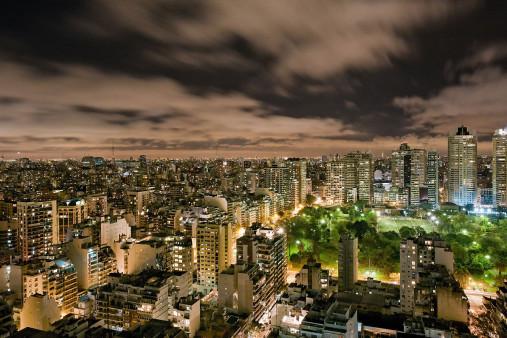 Stadtteil Palermo Buenos Aires - 11FREUNDE BILDERWELT