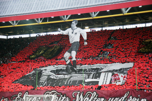 Fritz-Walter-Choreo - 11FREUNDE BILDERWELT