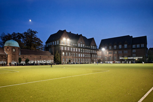 Berlin Friedenau Sportplatz Offenbacher Straße - 11FREUNDE BILDERWELT