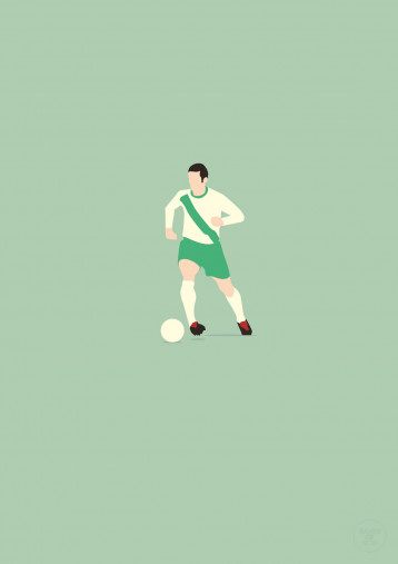 Le Chef - Werder Bremen Poster - 11FREUNDE SHOP