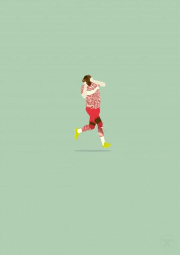 Modeste - 1. FC Köln Poster - 11FREUNDE SHOP