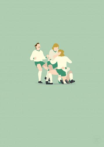 Wunder von der Weser - Werder Bremen Poster - 11FREUNDE SHOP