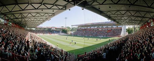 1. FC Union Berlin - Alte Försterei (2013) - 11FREUNDE BILDERWELT