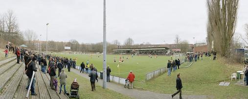 Altona 93 - Adolf-Jäger-Kampfbahn - 11FREUNDE BILDERWELT