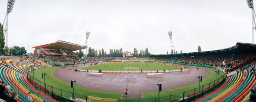 Berlin Jahn-Sportpark - 11FREUNDE BILDERWELT