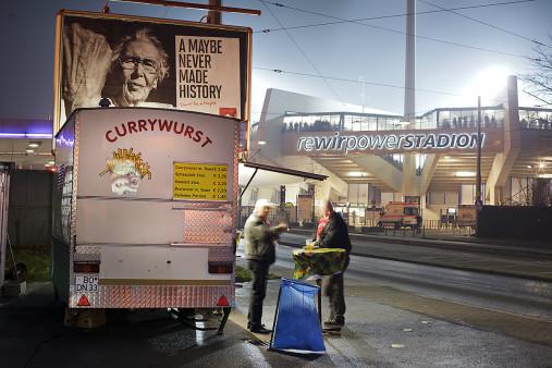 Currywurst in Bochum - 11FREUNDE BILDERWELT