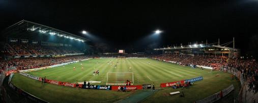 Cottbus Stadion der Freundschaft 2003 11FREUNDE BILDERWELT