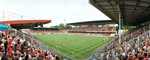 Cottbus Stadion der Freundschaft 2009 11FREUNDE BILDERWELT