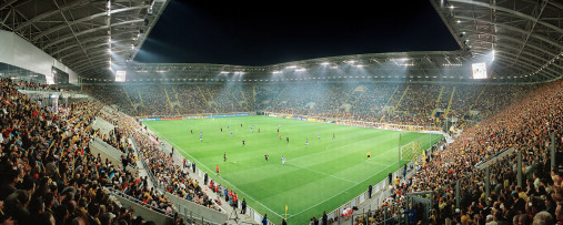 Dresden glücksgas Stadion 11FREUNDE BILDERWELT