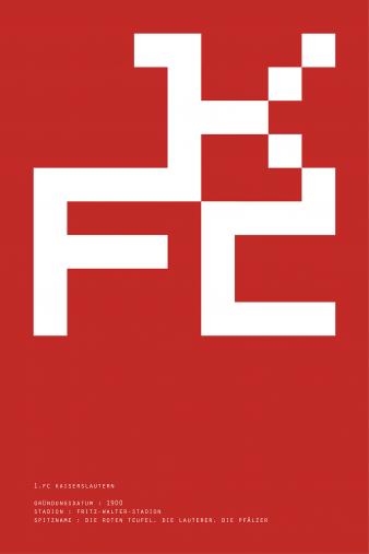 Pixel Lookalike: Kaiserslautern