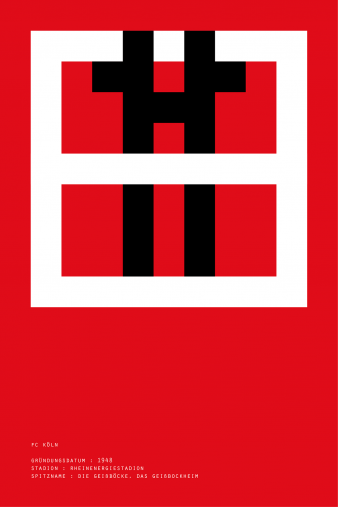 Pixel Lookalike: Köln
