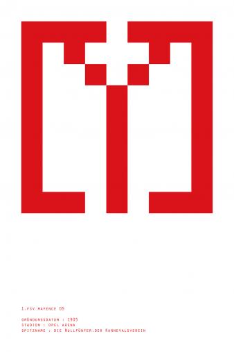 Pixel Lookalike: Mainz