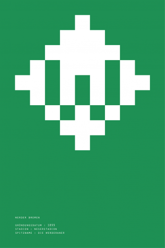 Pixel Lookalike: Bremen