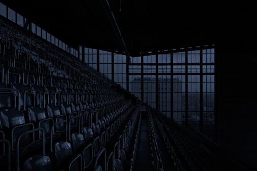 11FREUNDE SHOP Fußball Foto Wandbild - Stadien bei Nacht - Betzenberg (3)
