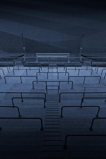 Stadien bei Nacht - Borussia Park (2)