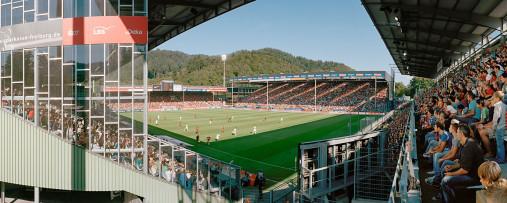Freiburg Mage Solar Stadion - 11FREUNDE BILDERWELT