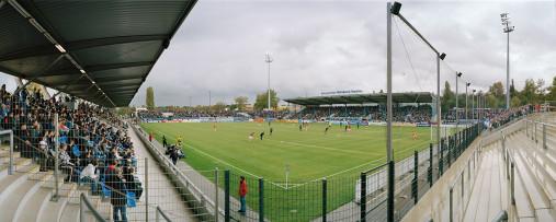 FSV Frankfurt Volksbank Stadion - 11FREUNDE BILDERWELT