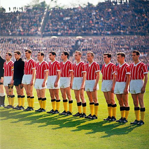 Aachen im Pokalfinale
