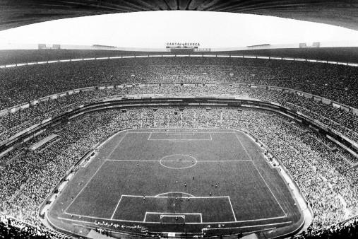 Aztekenstadion 1970