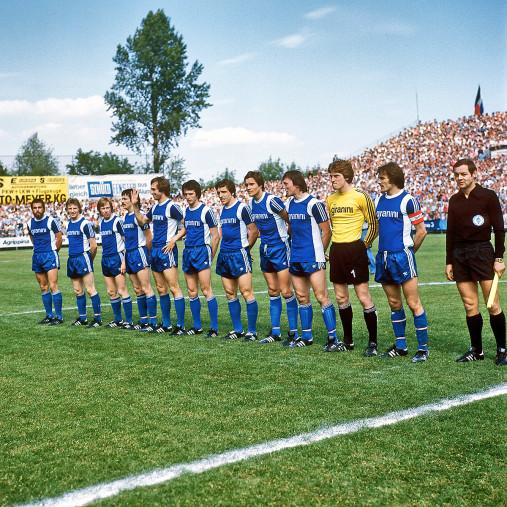 Bielefeld 1977 - 11FREUNDE BILDERWELT