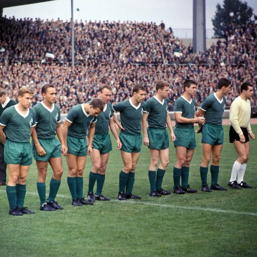 Bremen 1964 - 11FREUNDE BILDERWELT