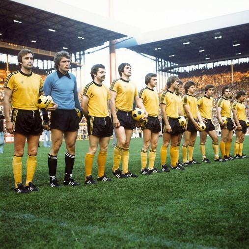 BVB 1976 - 11FREUNDE BILDERWELT