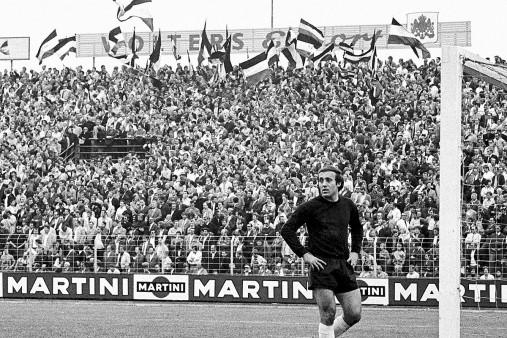 Hannover Fans 1971