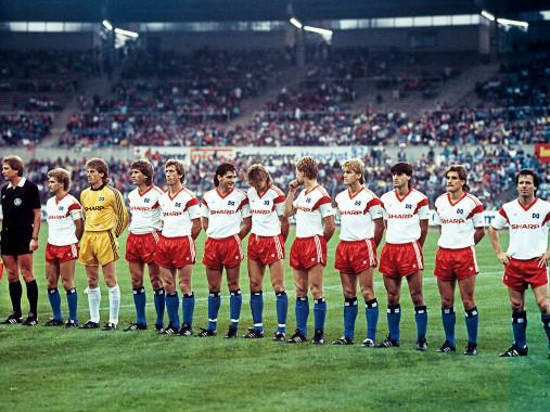 HSV im Waldstadion