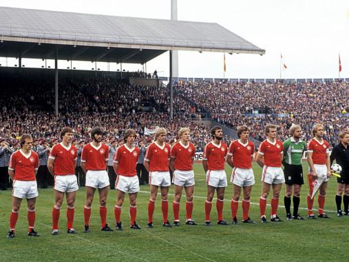 K'lautern im Pokalfinale 1981