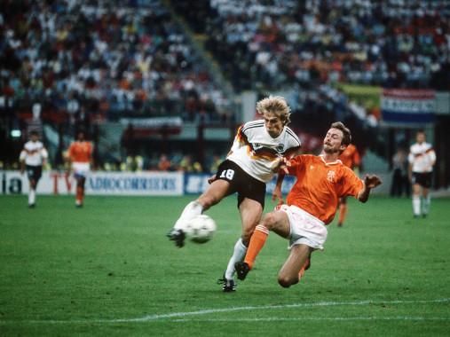 Klinsmann gegen Holland (2)