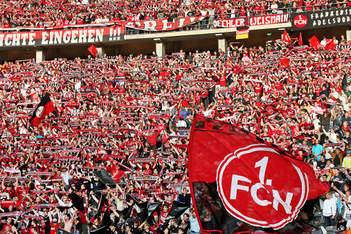 Nürnberg Fans in Berlin - 11FREUNDE BILDERWELT