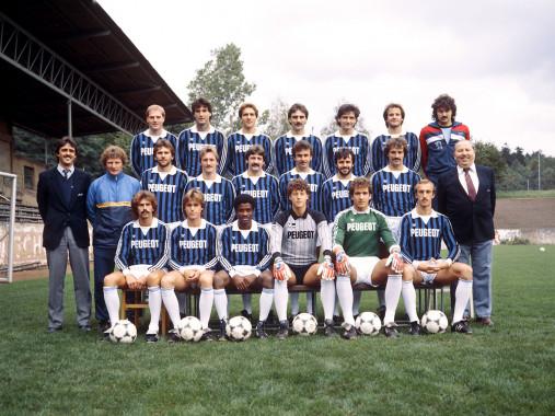 Saarbrücken 1984/85 - 11FREUNDE BILDERWELT