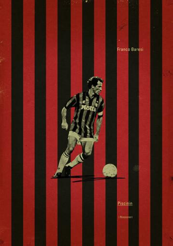Baresi - Poster bestellen - 11FREUNDE SHOP